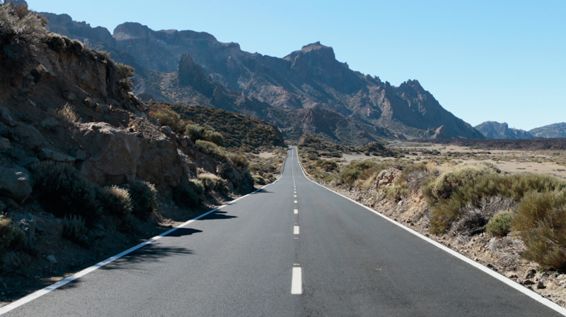 Teide-Road5